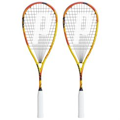 Prince Phoenix Elite 700 Squash Racket Double Pack