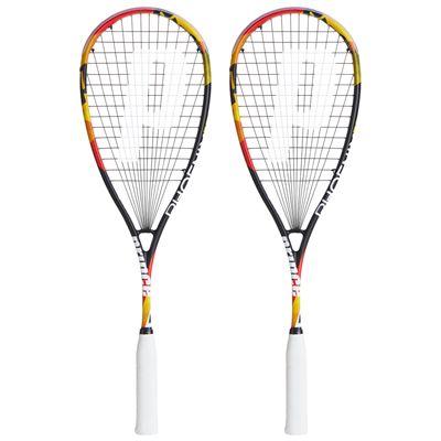 Prince Phoenix Pro 750 Squash Racket Double Pack