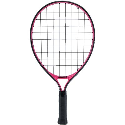 Prince Pink 17 ESP Junior Tennis Racket - Front