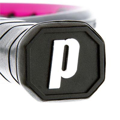 Prince Pink 19 ESP Junior Tennis Racket - Butt Cap