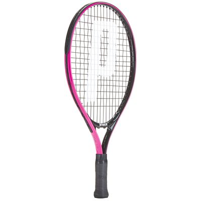 Prince Pink 19 Junior Tennis Racket - Angled