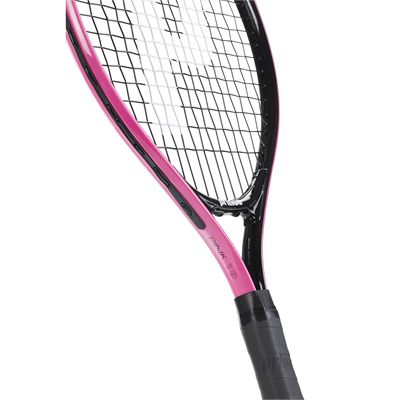 Prince Pink 19 Junior Tennis Racket - Zoomed