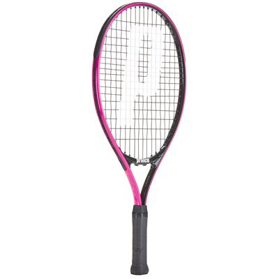 Prince Pink 21 Junior Tennis Racket - Angled
