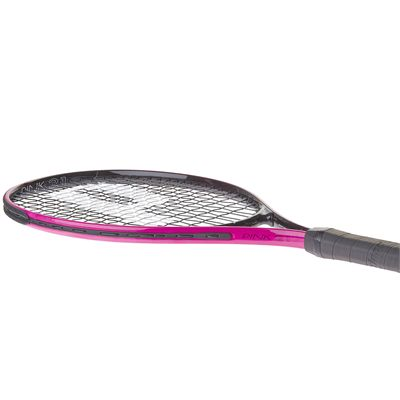 Prince Pink 21 Junior Tennis Racket - Horizontal