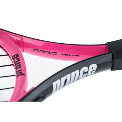 Prince Pink 23 ESP Junior Tennis Racket - Throat Side B