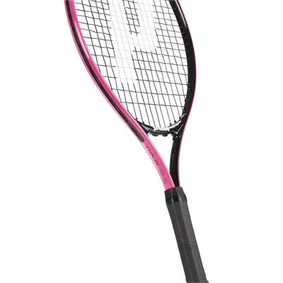 Prince Pink 23 Junior Tennis Racket - Zoomed