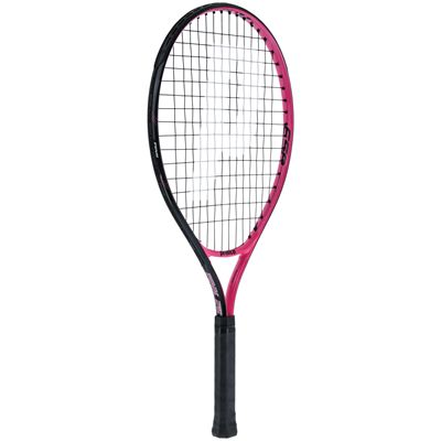 Prince Pink 25 ESP Junior Tennis Racket - Angled