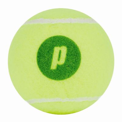 Prince Play and Stay Stage 1 Green Dot Mini Tennis Balls - 12 Pack - Ball