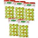 Prince Play and Stay Stage 2 Orange Dot Mini Tennis Balls - 5 Dozen Main