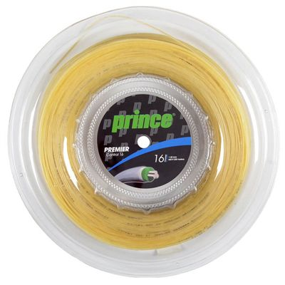 rince Premier Control Tennis String - 200m Reel
