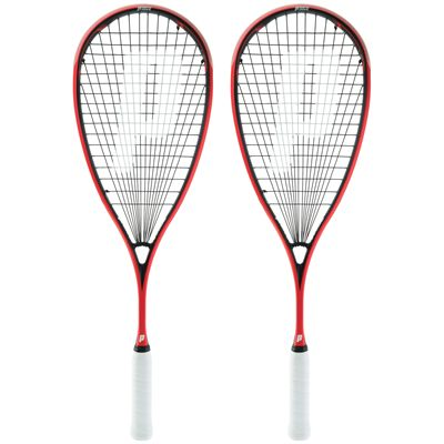 Prince Pro Airstick 550 Lite Squash Racket Double Pack