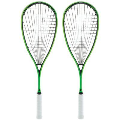 Prince Pro Beast 750 PowerBite Squash Racket Double Pack