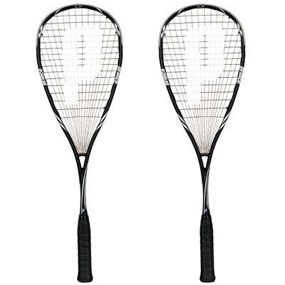 Prince Pro Black SP 850 Squash Racket Double Pack