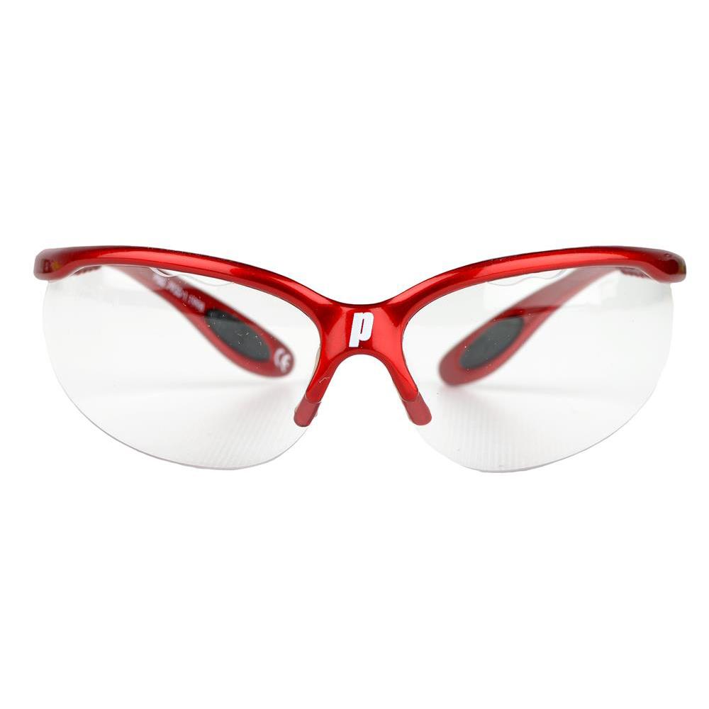 Prince Pro Lite II Squash Goggles - Red