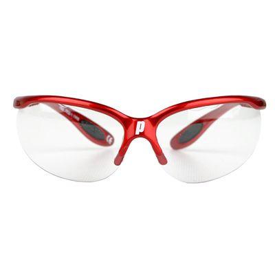 Prince Pro Lite II Squash Goggles - Red Colour