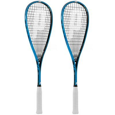 Prince Pro Phantom 950 Squash Racket Double Pack