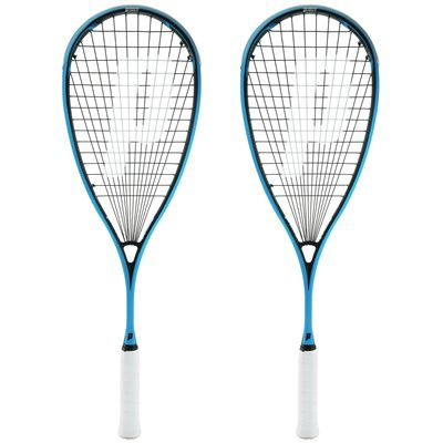 Prince Pro Shark 650 PowerBite Squash Racket Double Pack