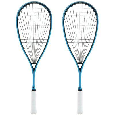Prince Pro Shark 650 PowerBite Squash Racket Double Pack
