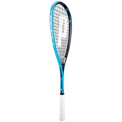 Prince Pro Shark 650 PowerBite Squash Racket - Side