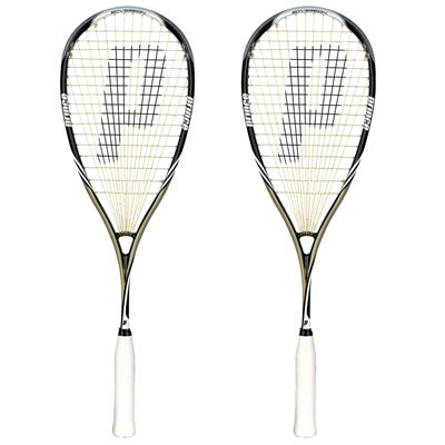 Prince Pro Sovereign 650 Squash Racket Double Pack