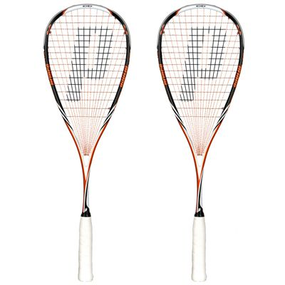 Prince Pro Tour 850 Squash Racket Double Pack