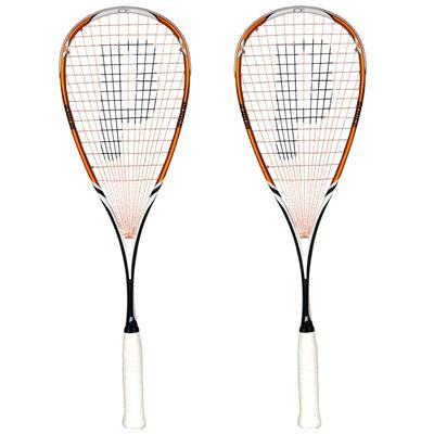 Prince Pro Tour Original 750 Squash Racket Double Pack