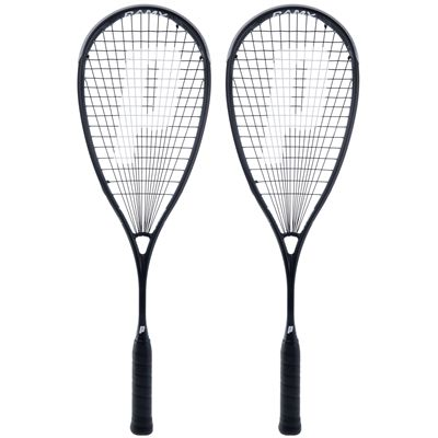 Prince Pro Warrior 600 Ramy Squash Racket Double Pack