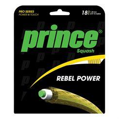 Prince Rebel Power Squash String Set
