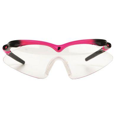 Prince Scopa Slim Squash Eyewear - Pink and black frame