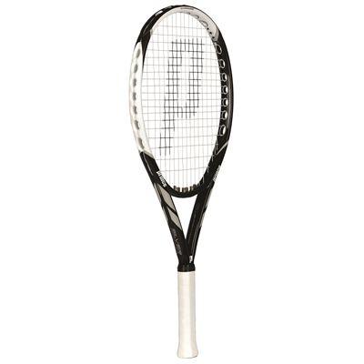 Prince Silver LS 118 Tennis Racket Angle