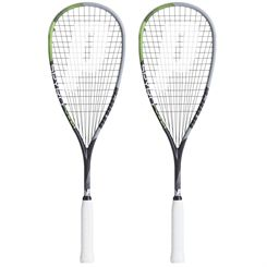 Prince Spyro Power 200 Squash Racket Double Pack