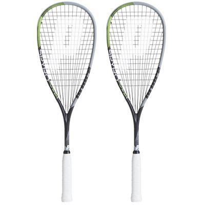 Prince Spyro Power 200 Squash Racket Double Pack