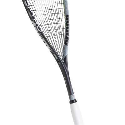Prince Spyro Power 200 Squash Racket - Angled