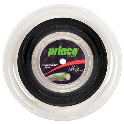 Prince Synthetic Gut with Duraflex Tennis String - 100m Reel
