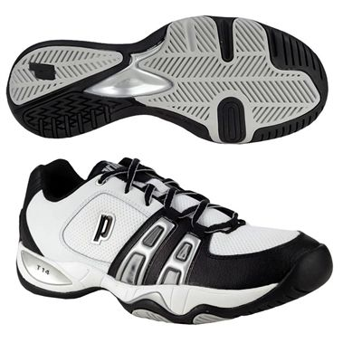 Prince T14 Mens Tennis Shoes