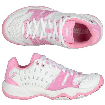 Prince T22 Girls Junior Tennis Shoes - Alternative View