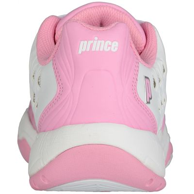 Prince T22 Girls Junior Tennis Shoes - Back View