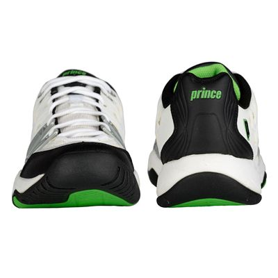 Prince T22 Junior Tennis Shoes - Back/Front