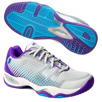 Prince T22 Lite Ladies Tennis Shoes-Main