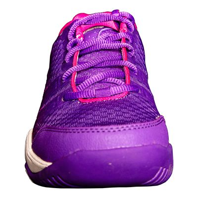 Prince T22 Lite Ladies Tennis Shoes-Purple and Pink-Toe