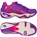 Prince T22 Lite Ladies Tennis Shoes-Purple and Pink