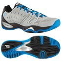 Prince T22 Mens Tennis Shoes-Grey and Black