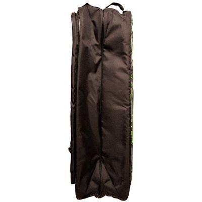 Prince Team 6 Pack Racket Bag-Black and Green-Bottom