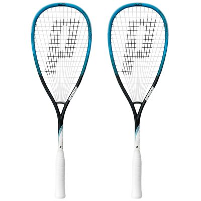 Prince Team Adrenalin 400 Squash Racket Double Pack