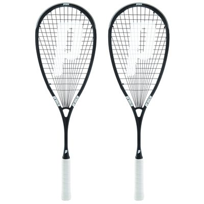 Prince Team Airstick 500 Squash Racket Double Pack SS16