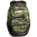 Prince Team Backpack-Black and Green-Front