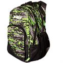 Prince Team Backpack-Black and Green-Side