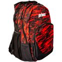 Prince Team Backpack-Black and Red-Angled