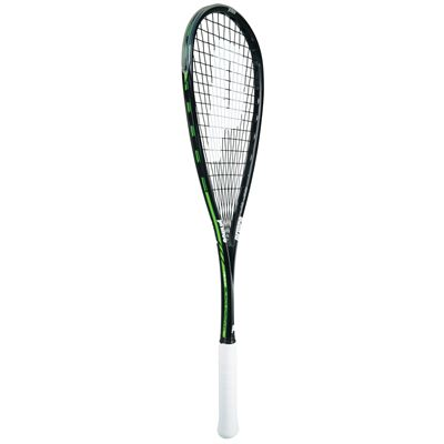 Prince Team Black 800 Original Squash Racket - Angled View