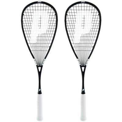 Prince Team Black Original 800 Squash Racket Double Pack SS16